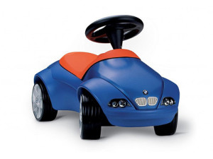 BMW Bobby Car Baby Racer II blue